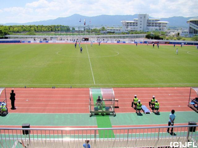 【佐川守山】 SGホールディングスグループ健康保険組合守山陸上競技場