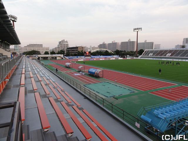 【江戸川】 江戸川区陸上競技場