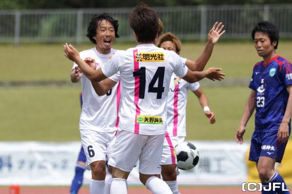 第8回日本フットボールリーグ